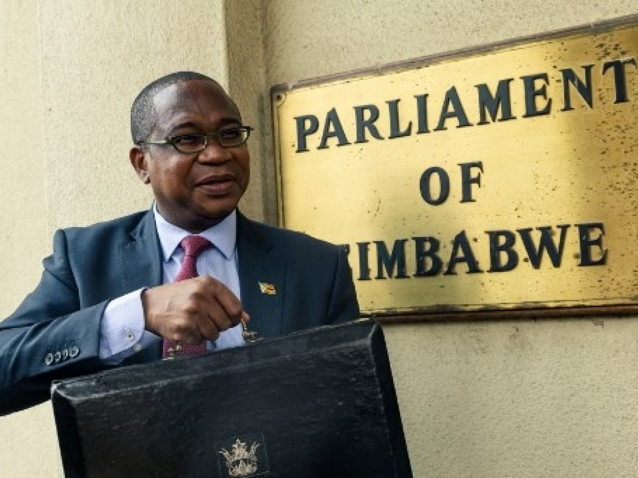 Finance Minister Mthuli Ncube announced during a video conference this month that Zimbabwe had made its first payments in two decades. File photo: AFP