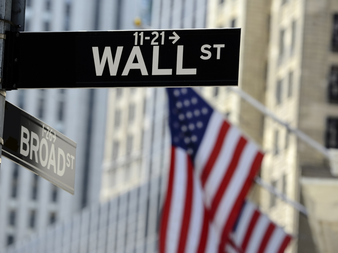 Wall Street closed down despite data indicating inflation pressures are easing. Photo: Shutterstock