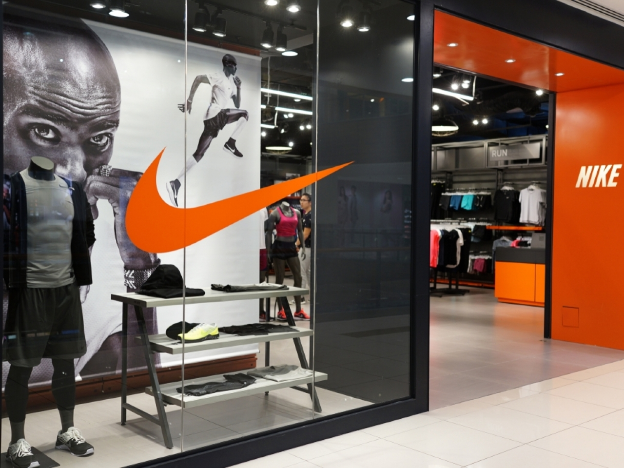 Nike says a lack of supply is weighing on its prospects for next year. File image: Shutterstock