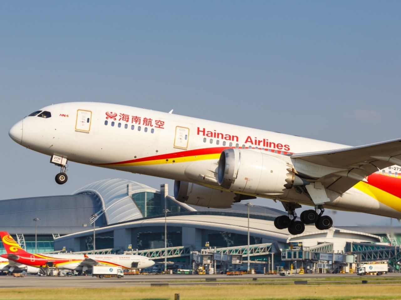 HNA's flagship business is Hainan Airlines. File image: Shutterstock