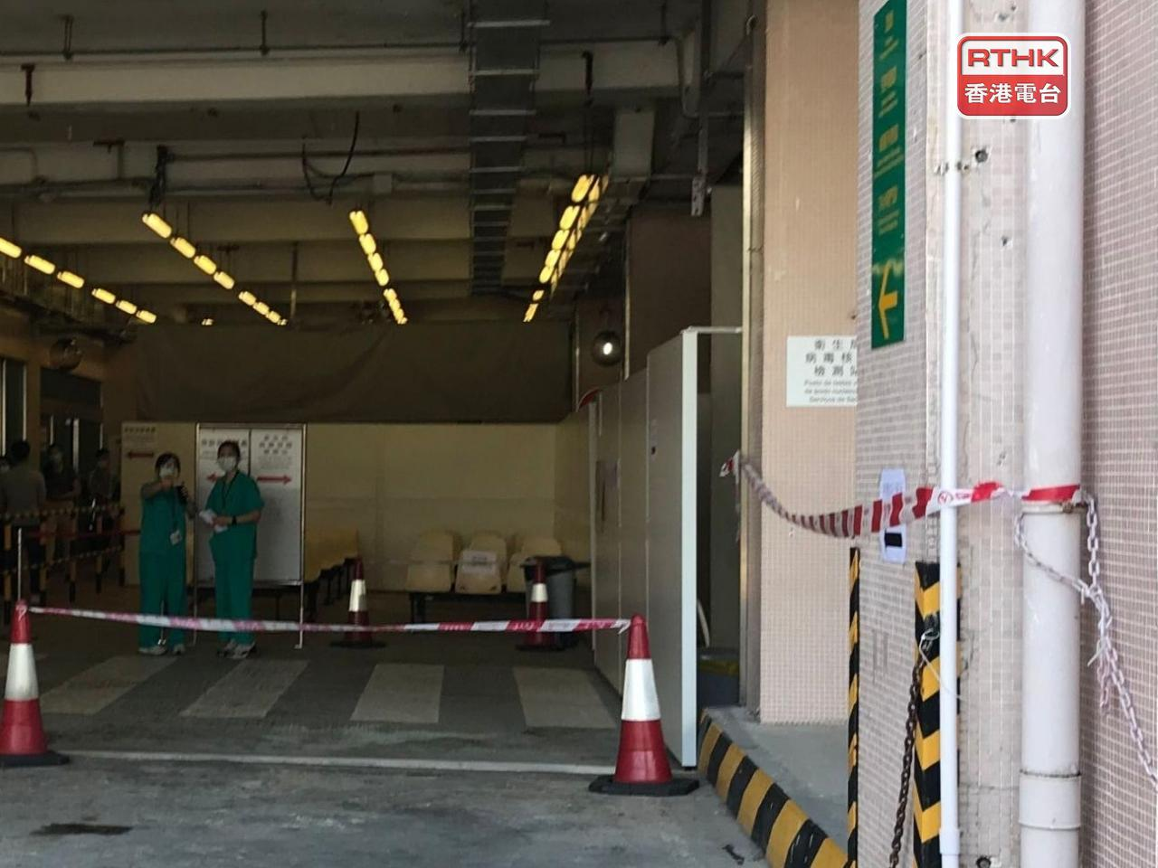 The Macau government says it aims to finish testing its population in 72 hours. Photo: RTHK