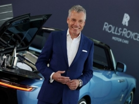Rolls-Royce to manufacture electric car