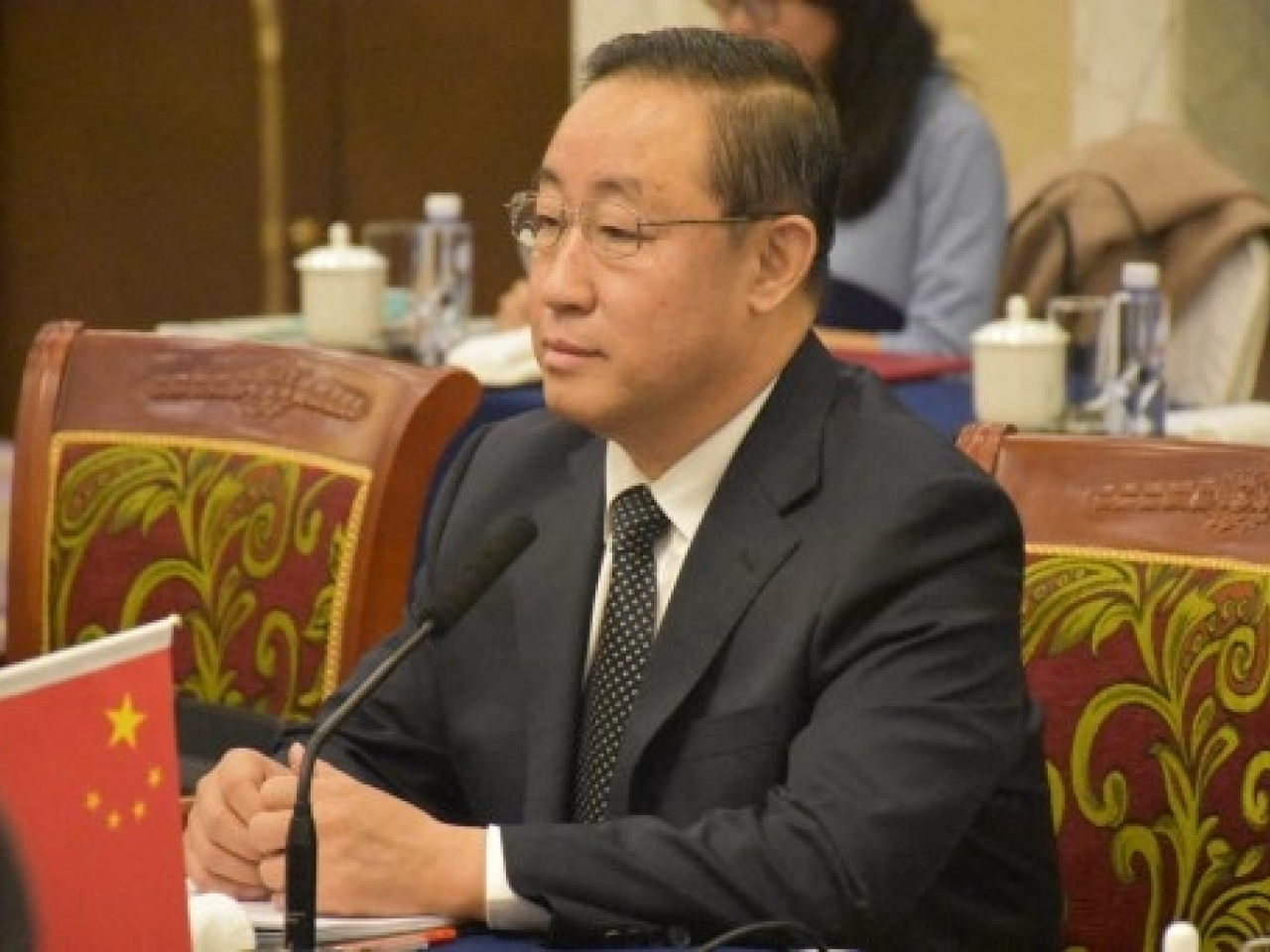 Fu Zhenghua was the longtime head of public security for Beijing and vice minister of public security from 2013 to 2018. Photo: AFP