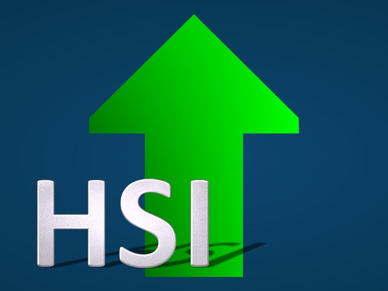 The Hang Seng Index finishes the week on a higher note. Image: Shutterstock