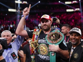 Fury wins after titanic duel with Wilder