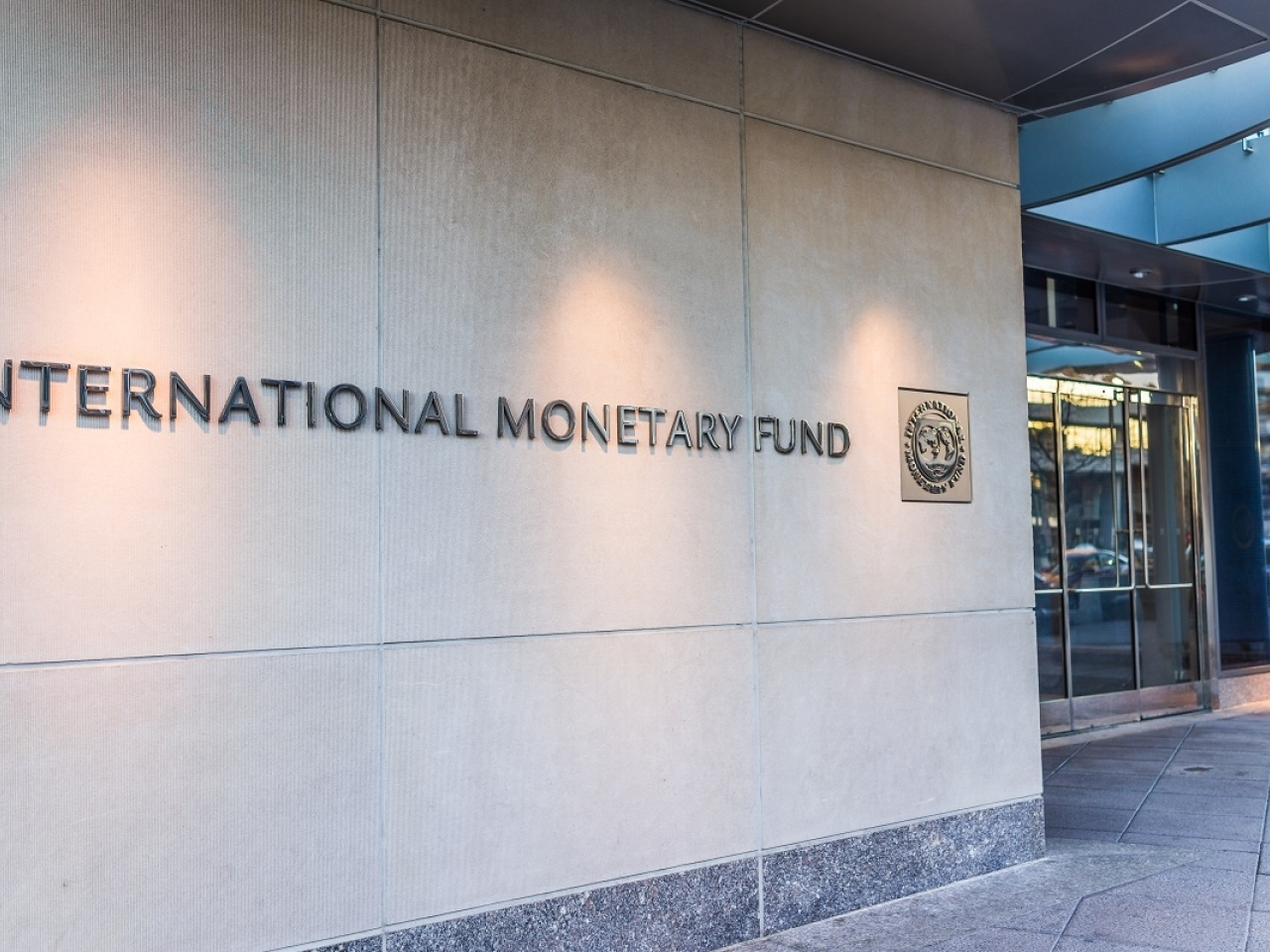The International Monetary Fund has trimmed its 2021 global growth forecast to 5.9 percent. File photo: Shutterstock