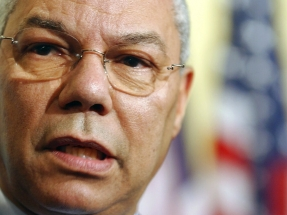 Tributes to Powell, first black US secretary of state