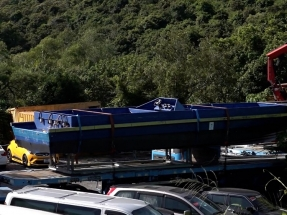 Police seize modified speedboats