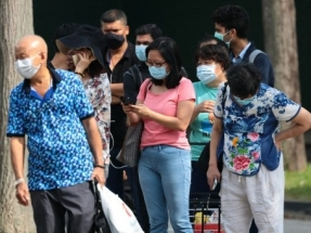 Singapore's healthcare system could be 'overwhelmed'