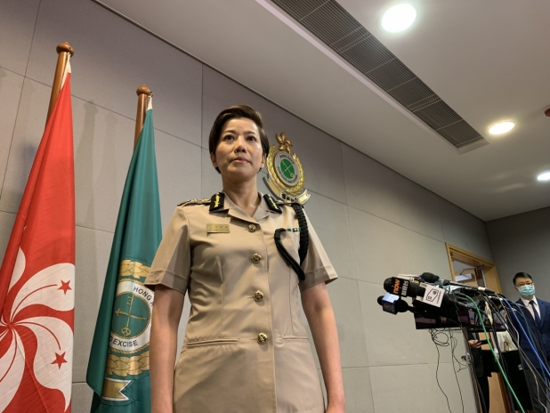 National security top priority for new customs chief