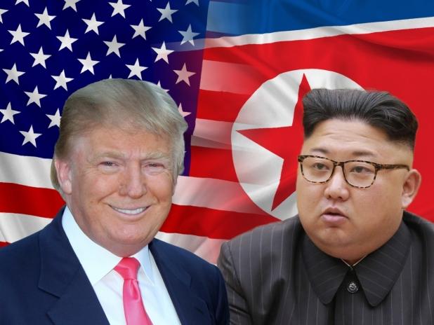 美朝領袖歷史性峰會