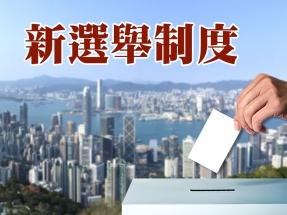 新選舉制度